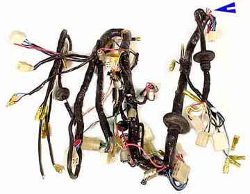 1970 Datsun 2000 Wiring Harnesses DN24-2 and DN24-3 on