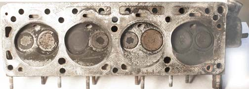 DATSUN ROADSTER CYLINDER HEAD