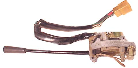 DU25-39 TURN SIGNAL SWITCH